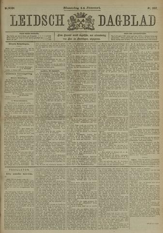 Leidsch Dagblad 1907-01-14