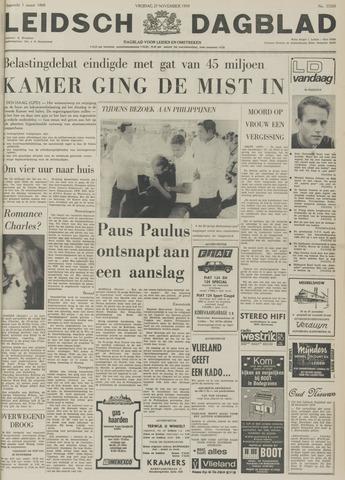 Leidsch Dagblad 1970-11-27