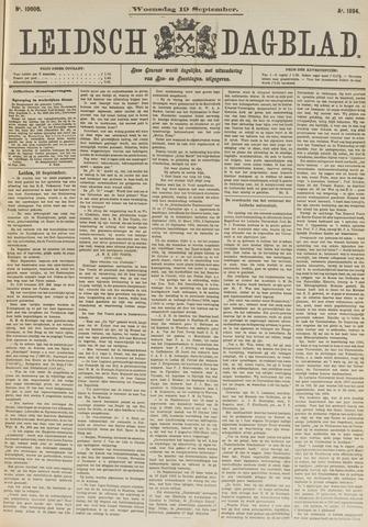 Leidsch Dagblad 1894-09-19