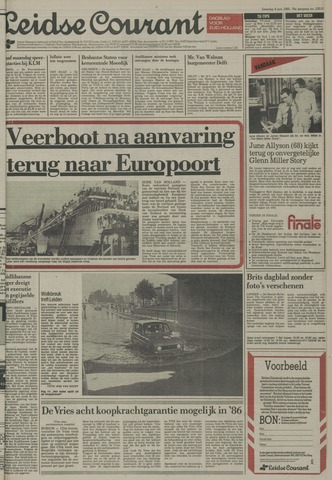Leidse Courant 1985-06-08