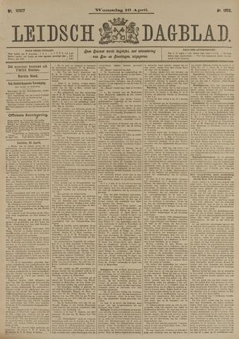Leidsch Dagblad 1902-04-16