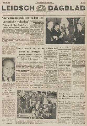 Leidsch Dagblad 1955-10-08