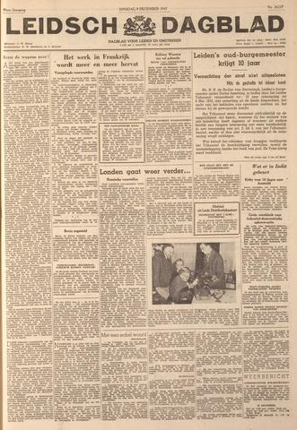Leidsch Dagblad 1947-12-09