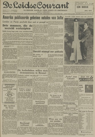 Leidse Courant 1955-03-18