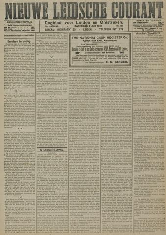 Nieuwe Leidsche Courant 1921-07-02