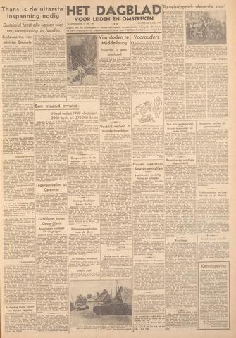 Dagblad voor Leiden en Omstreken 1944-07-08