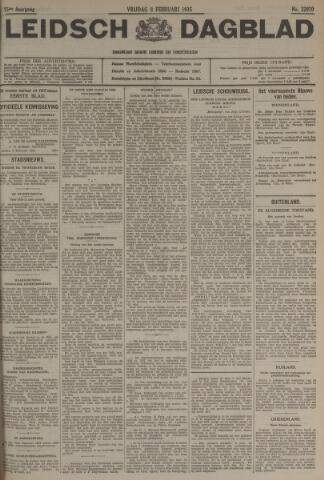 Leidsch Dagblad 1935-02-08