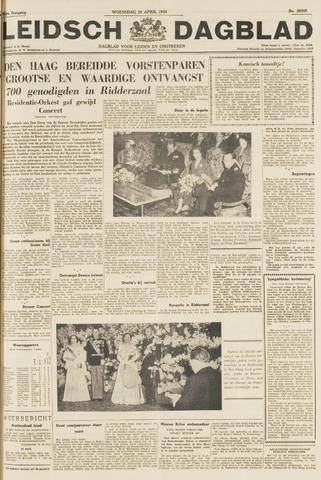 Leidsch Dagblad 1954-04-28