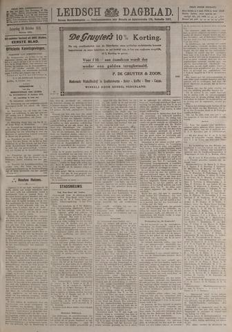 Leidsch Dagblad 1919-10-18