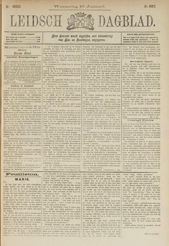 Leidsch Dagblad 1893-01-18