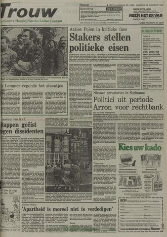 Nieuwe Leidsche Courant 1980-08-18