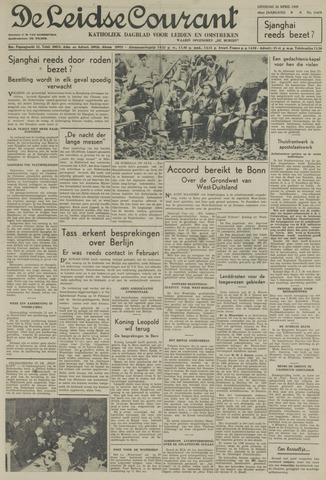 Leidse Courant 1949-04-26
