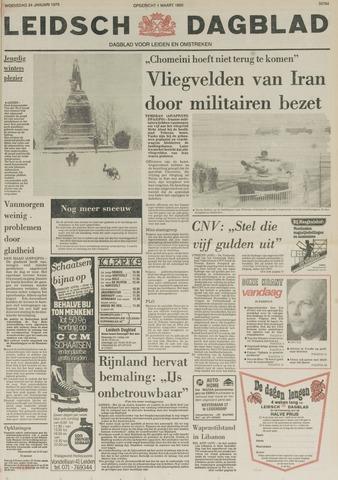 Leidsch Dagblad 1979-01-24