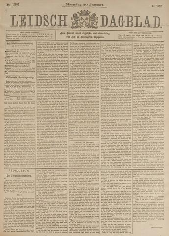 Leidsch Dagblad 1902-01-20