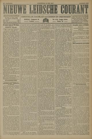 Nieuwe Leidsche Courant 1927-05-12
