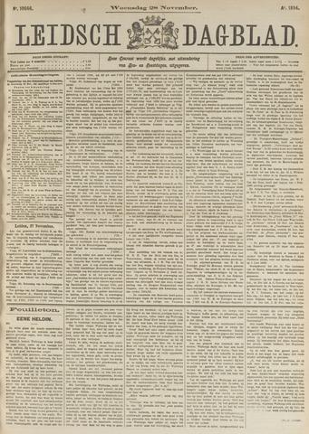 Leidsch Dagblad 1894-11-28