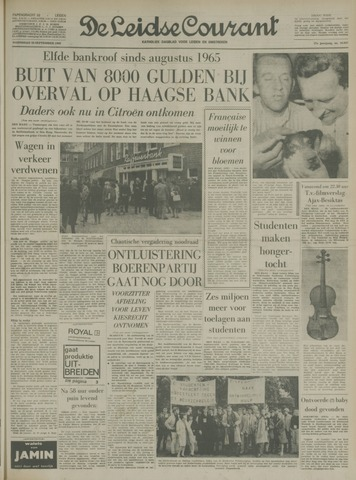 Leidse Courant 1966-09-28