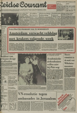 Leidse Courant 1980-08-14