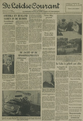 Leidse Courant 1963-08-17