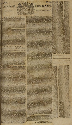 Leydse Courant 1784-09-10