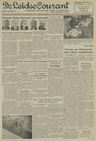 Leidse Courant 1948-11-24