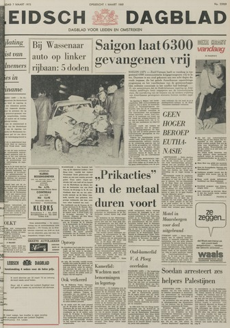 Leidsch Dagblad 1973-03-07