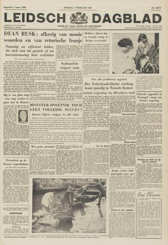 Leidsch Dagblad 1961-02-07