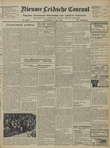 Nieuwe Leidsche Courant 1938-07-09