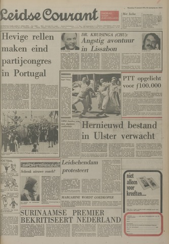 Leidse Courant 1975-01-27
