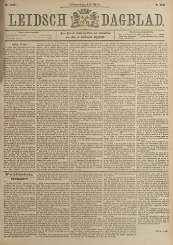 Leidsch Dagblad 1899-05-16