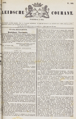 Leydse Courant 1882-05-03