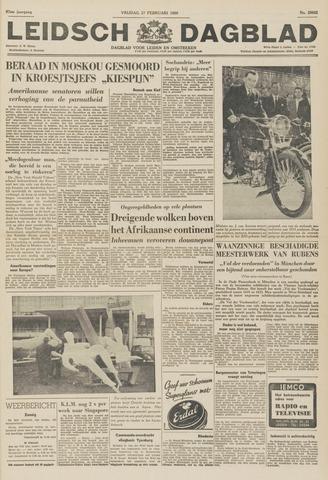 Leidsch Dagblad 1959-02-27