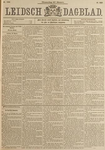 Leidsch Dagblad 1899-03-27