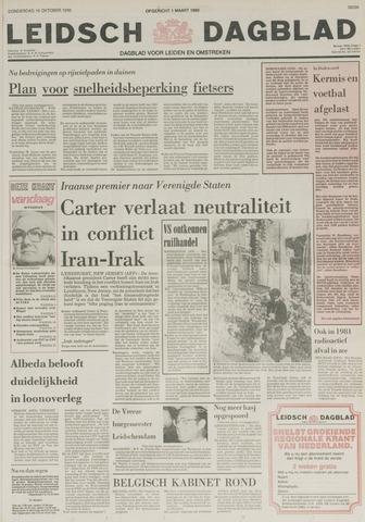 Leidsch Dagblad 1980-10-16