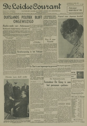 Leidse Courant 1959-04-09