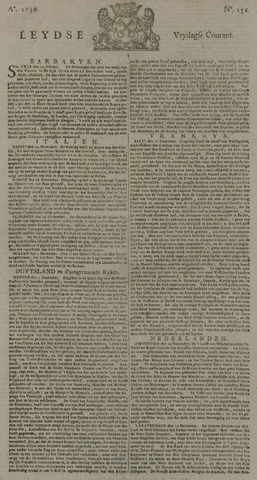 Leydse Courant 1739-12-18