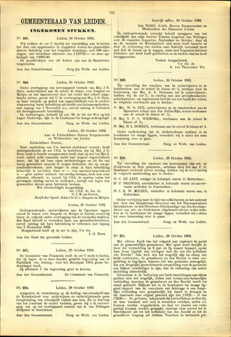 Handelingen van de Raad 1902-10-18