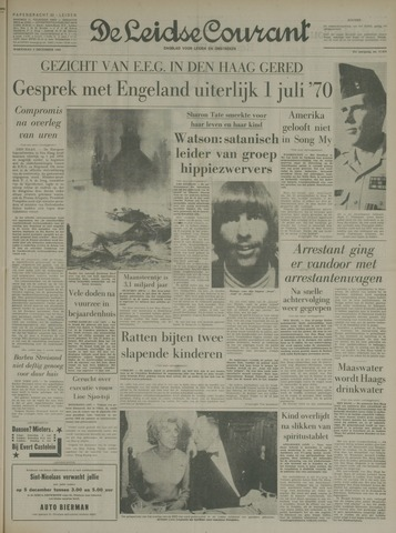 Leidse Courant 1969-12-03