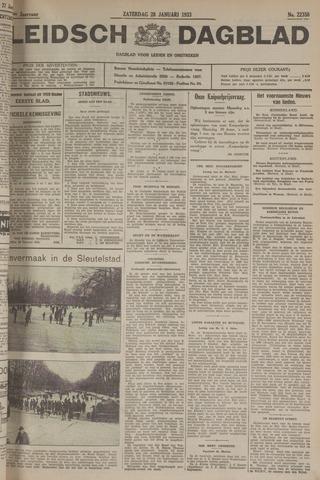 Leidsch Dagblad 1933-01-28