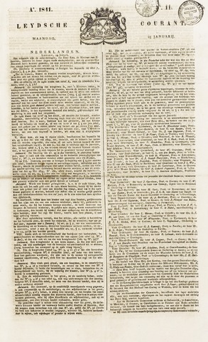 Leydse Courant 1841-01-25