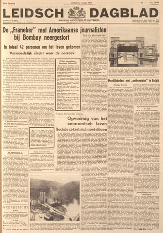 Leidsch Dagblad 1949-07-12
