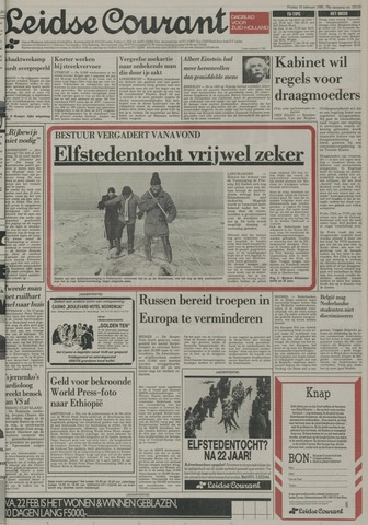 Leidse Courant 1985-02-15