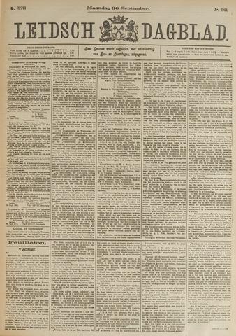 Leidsch Dagblad 1901-09-30
