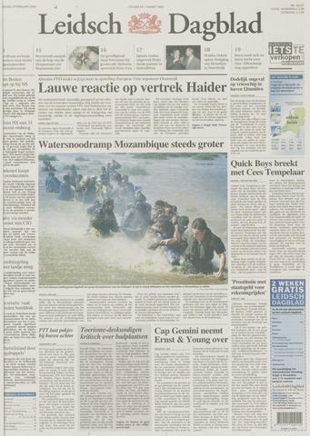 Leidsch Dagblad 2000-02-29