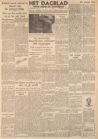 Dagblad voor Leiden en Omstreken 1944-05-01