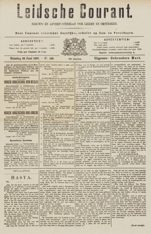 Leydse Courant 1887-06-28