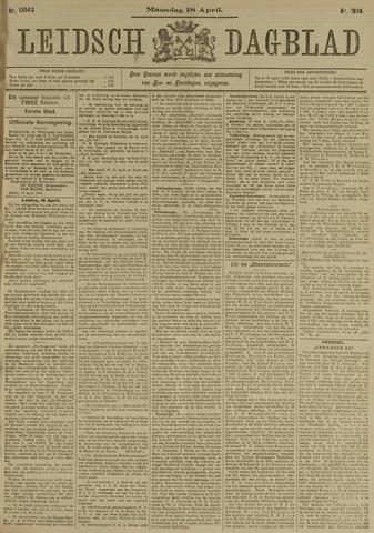 Leidsch Dagblad 1904-04-18