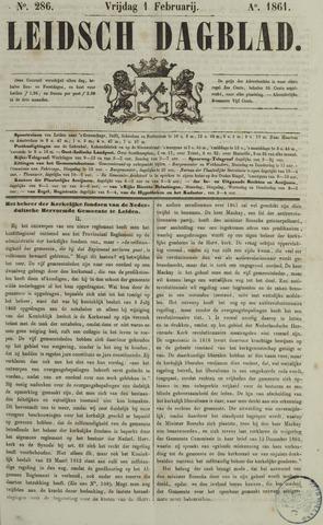 Leidsch Dagblad 1861-02-01