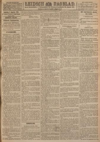 Leidsch Dagblad 1923-08-02