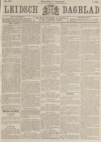 Leidsch Dagblad 1916-08-07